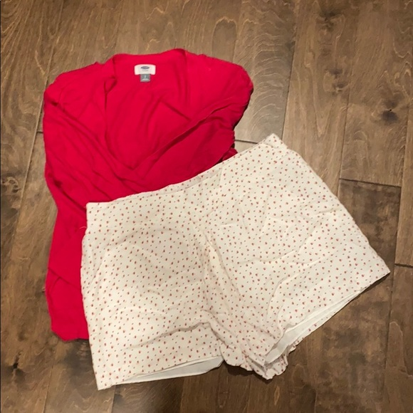 Old Navy Sweaters - Pink open front cardigan